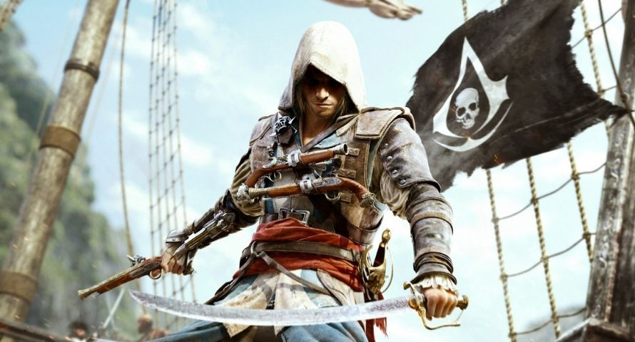 Assassin's Creed Jolly Roger - Sons of Pirate