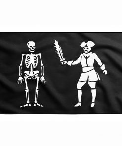 Bart Roberts Flag - Sons of Pirate