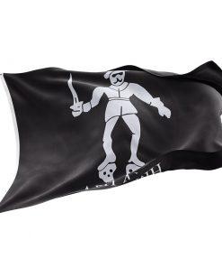 Bartholomew Roberts Black Flag - Sons of Pirate