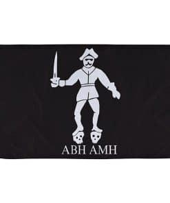 Bartholomew Roberts Flag - Sons of Pirate