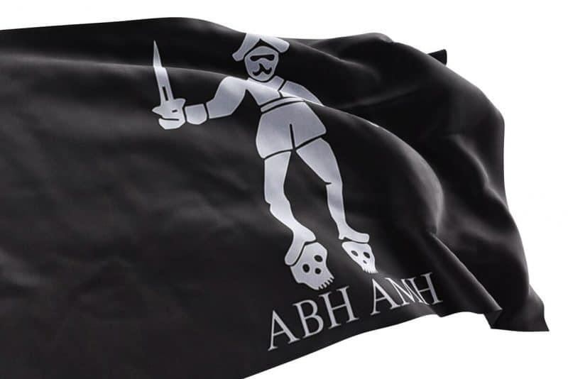 Bartholomew Roberts Pirate Flag - Sons of Pirate