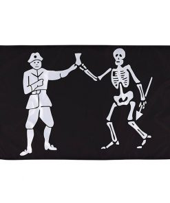 Black Bart Flag - Sons of Pirate