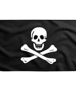 Black Sam Bellamy Flag - Sons of Pirate