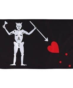 Blackbeard Pirate Flag - Sons of Pirate