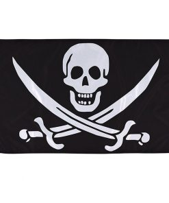 Calico Jack Flag - Sons Of Pirate