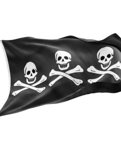 Christopher Condent Flag - Sons of Pirate