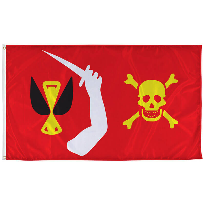 Christopher Moody Flag - Sons of Pirate