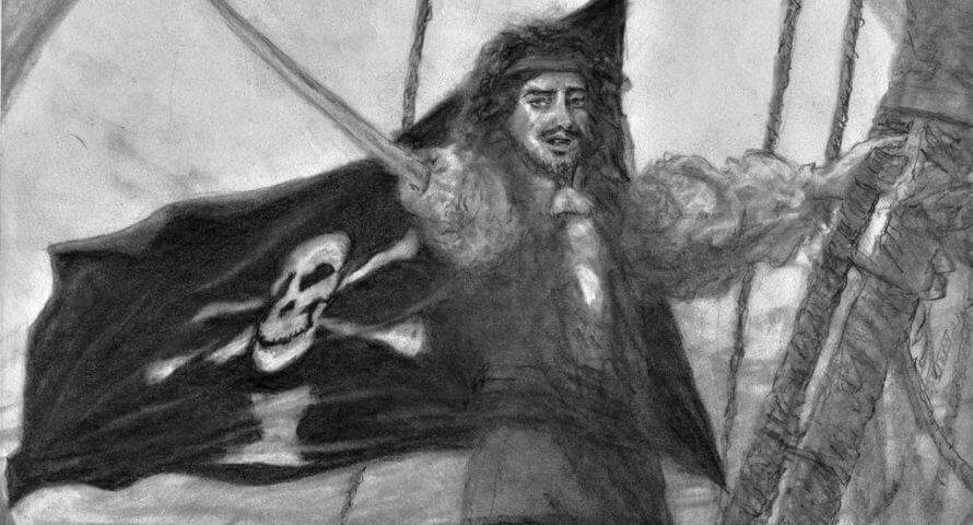 Emanuel Wynn Flag - Sons of Pirate