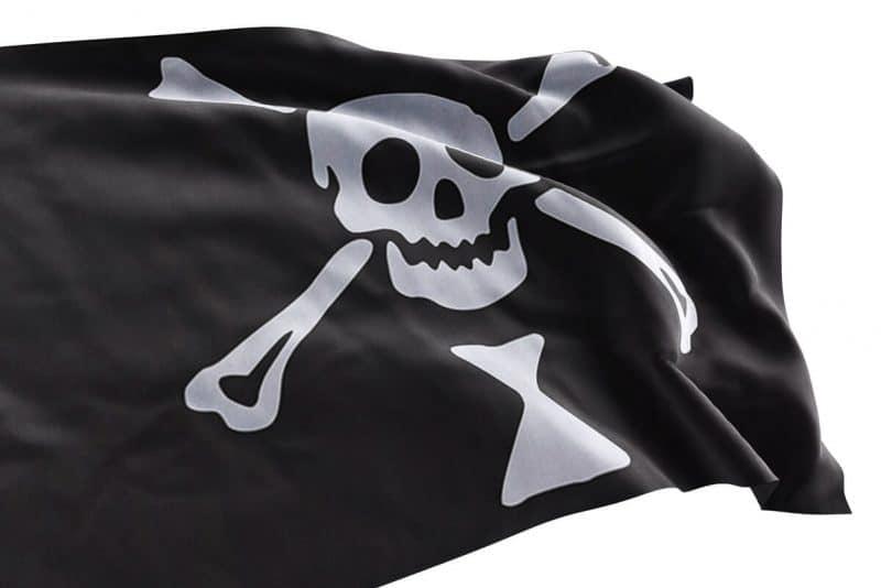 Emanuel Wynn pirate Flag - Sons of Pirate