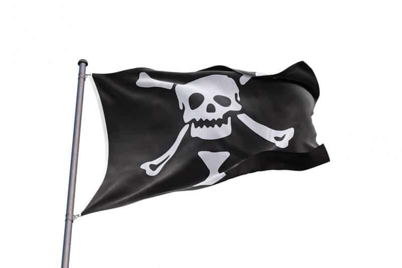 Emanuel Wynne Flag - Sons of Pirate