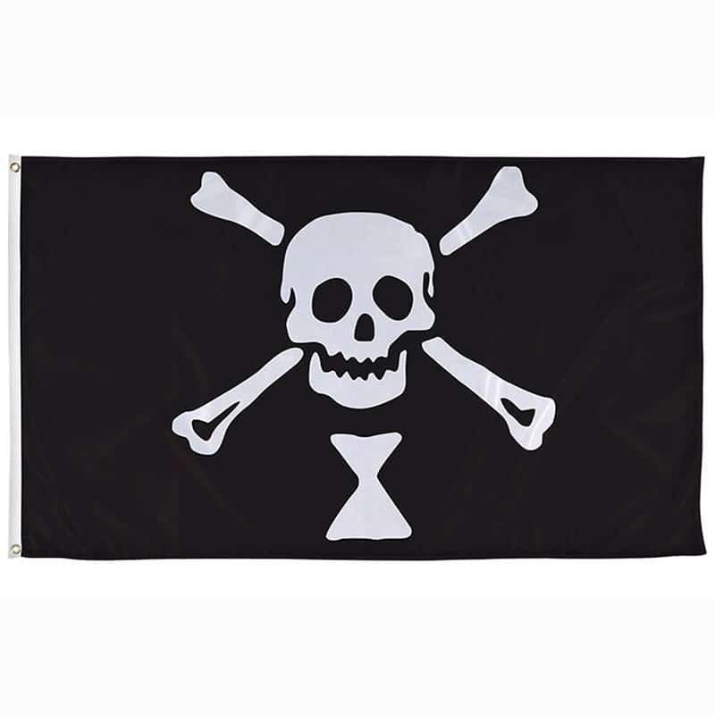 Emmanuel Wynne pirate Flag - Sons of Pirate