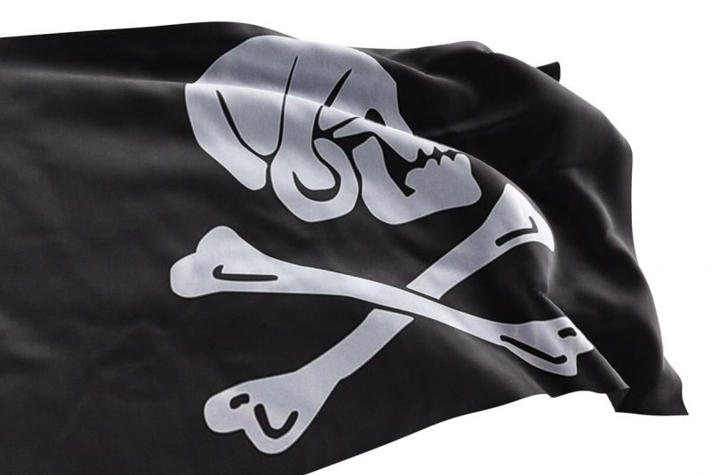 Henry Avery Black Flag - Sons of Pirate