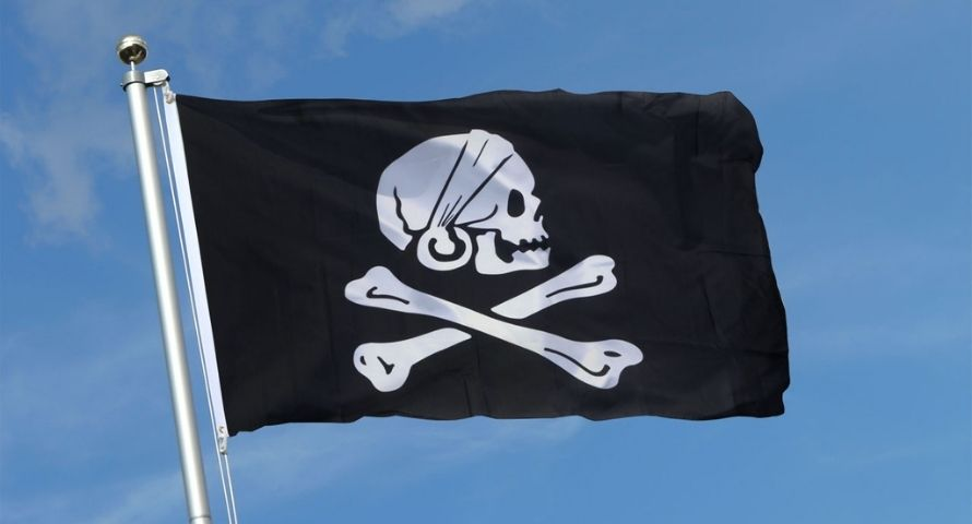 Henry Every Flag - Sons Of Pirate