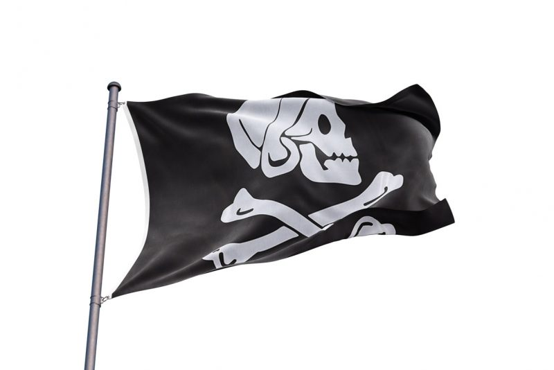 Henry Every Pirate Flag - Sons of Pirate