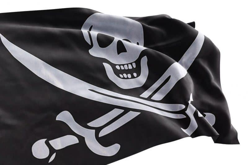 Jack Rackham Black Flag - Sons of Pirate