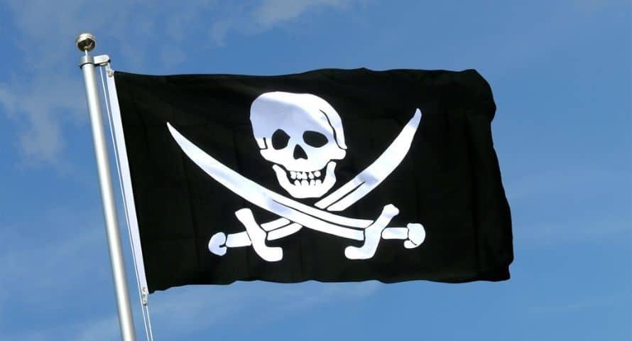 Jack Rackham Pirate Flag - Sons Of Pirate