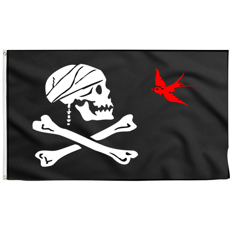 Jack Sparrow Pirate Flag - Sons of Pirate