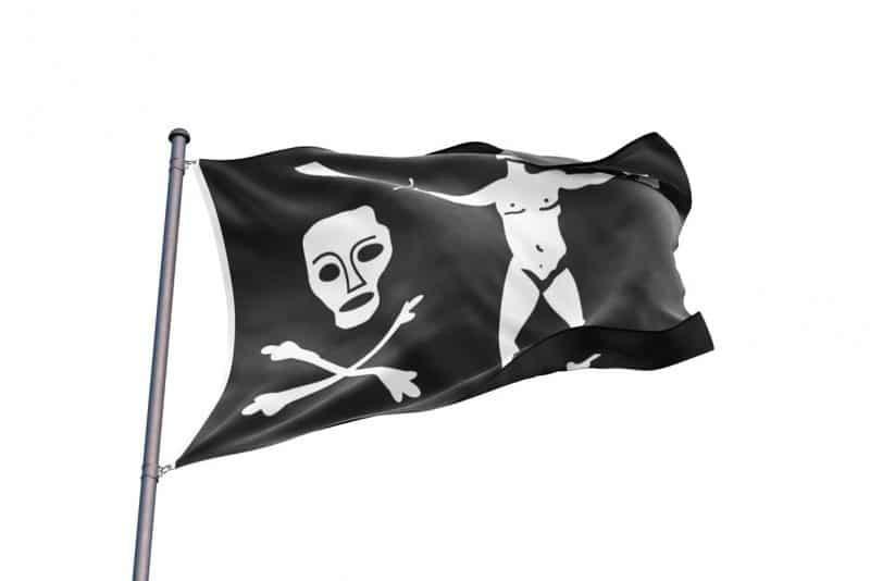 Jean Thomas Dulaien Flag - Sons of Pirate