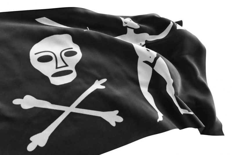 Jean Thomas Dulaien Flag for sale - Sons of Pirate