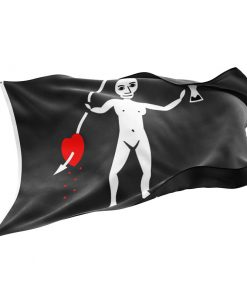 John Quelch Pirate Flag - Sons of Pirate