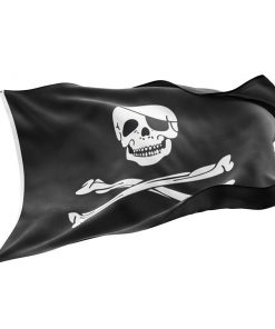 Jolly Roger Flag - Sons of Pirate