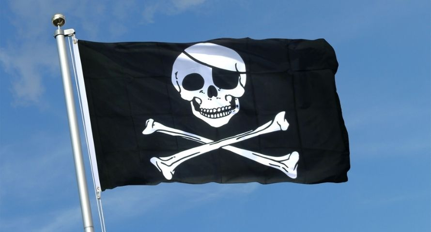 Jolly Roger Pirate Flags for sale - Sons of Pirate