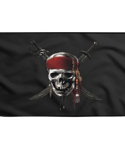 Jolly Roger Pirates of Caribbean - Sons of Pirate