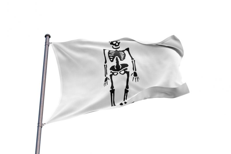 La Buse Pirate Flag - Sons of Pirate