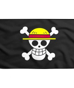 Luffy Pirate Flag - Sons of Pirate