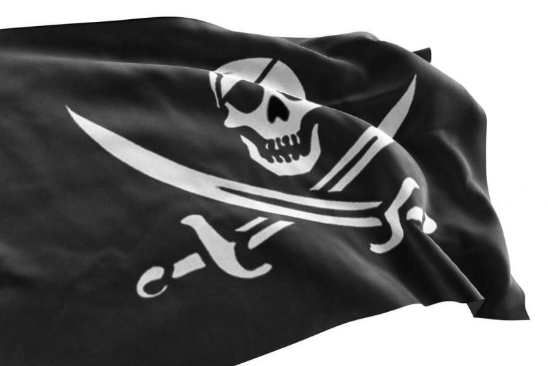 Pirate Flag Black Pearl - Sons of Pirate