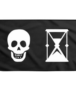 Pirate Flag Hourglass - Sons of Pirate