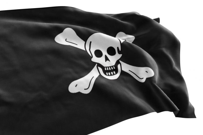 Pirate Flag of Richard Worley - Sons of Pirate