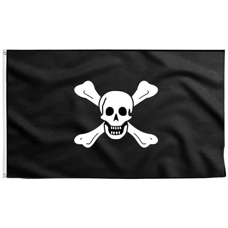 Richard Worley Flag - Sons of Pirate