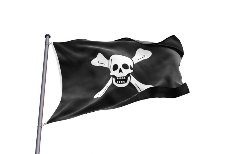 Richard Worley Pirate Flag - Sons of Pirate