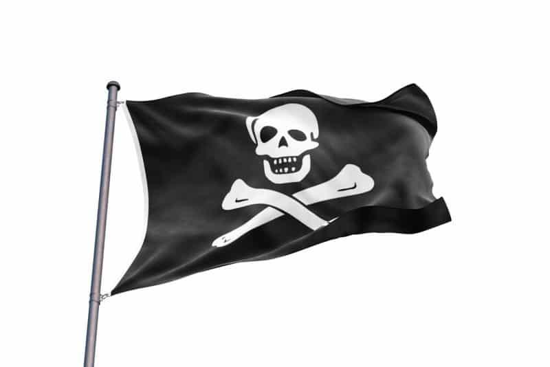 Sam Bellamy Flag - Sons of Pirate