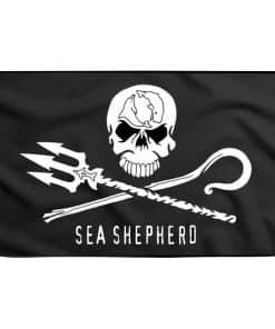Sea Shepherd Flag - Sons of Pirate