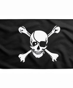 Skull Pirate Flag - Sons of Pirate