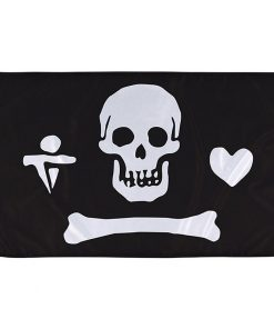 Stede Bonnet Flag - Sons of Pirate