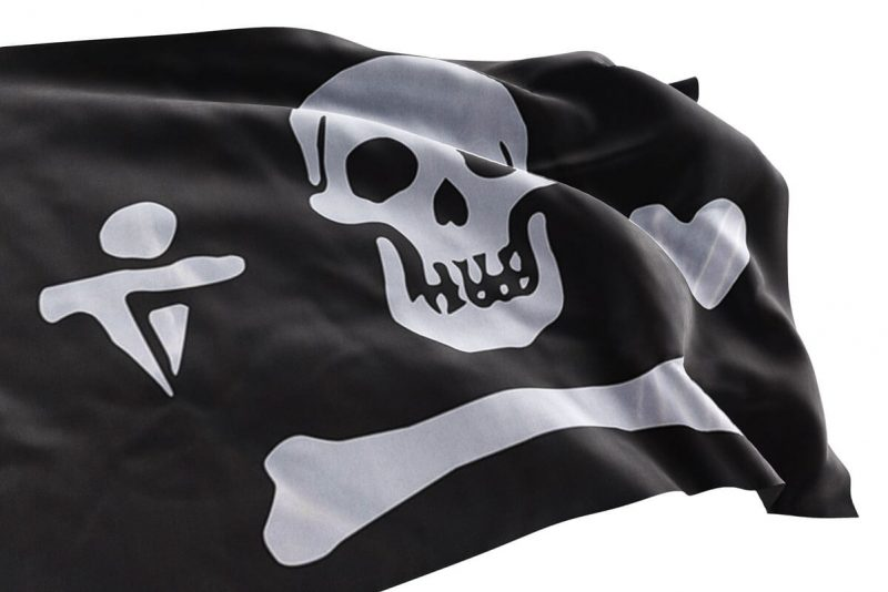 Stede Bonnet Pirate Flag - Sons of Pirate