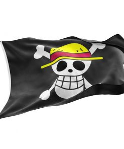 Straw Hat Pirates Flag - Sons of Pirate