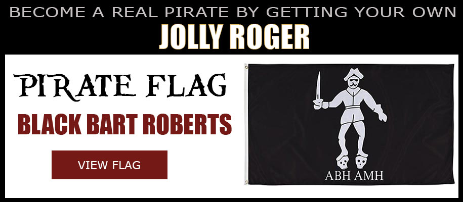 Bartholomew Roberts Jolly Roger