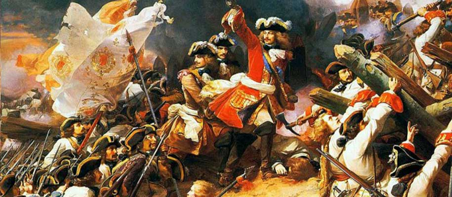 British Army War of Spanish Succession