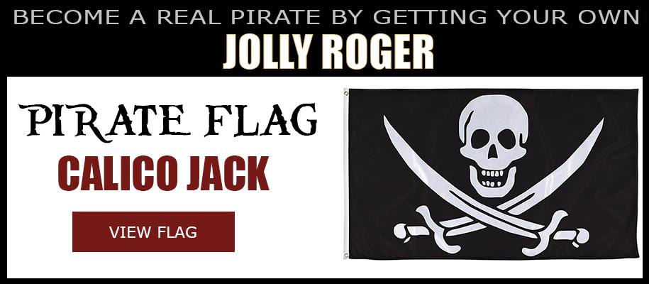Calico Jack Jolly Roger