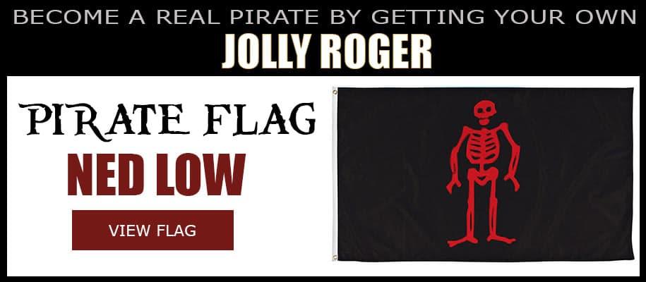 Edward Low Jolly Roger