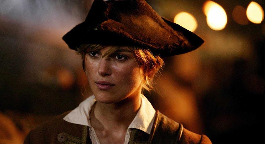 Elizabeth Swann pirate