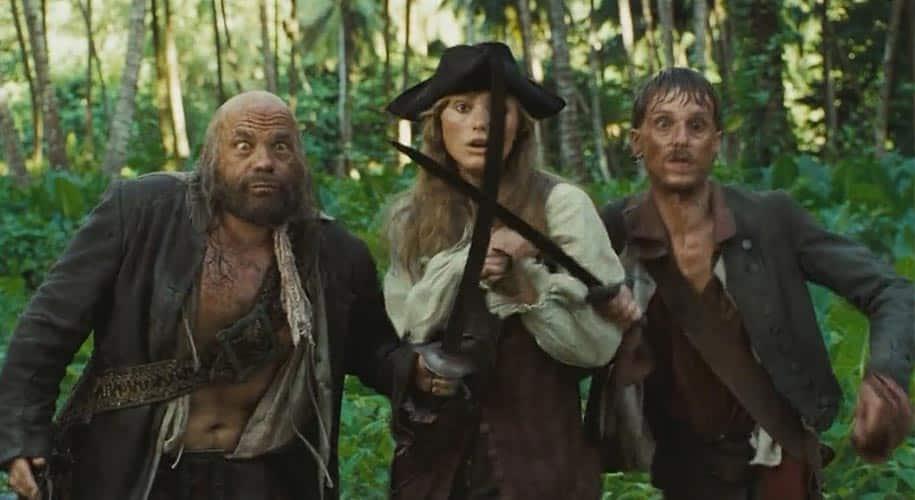 Elizabeth Swann Pirates of the Caribbean 2