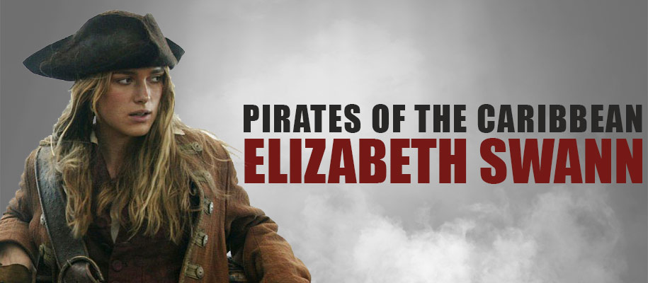 Elizabeth Swann Pirates Of The Caribbean - Sons of Pirate