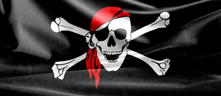 Famous pirate flags and their meanings