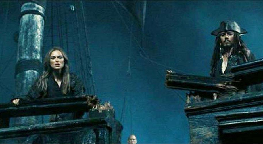 Jack Sparrow Elizabeth Swann