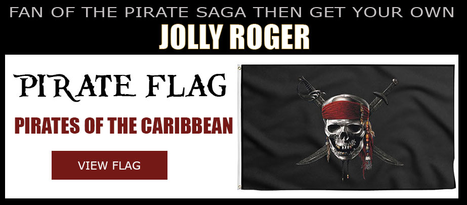 Jolly Roger Pirates of the Caribbean